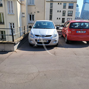Parking / box Paris 15 m2